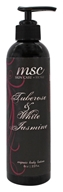 MSC Skin Care + Home - Organic Body Lotion Tuberose & White Jasmine - 8 oz.
