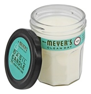 Mrs. Meyer's - Clean Day Scented Soy Candle Basil - 4.9 oz.