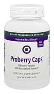 D'Adamo Personalized Nutrition - Genoma Nutritionals Proberry Caps - 120 Vegetarian Capsules