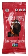 Wild Things - Gluten Free Skinny Dipped Almonds Dark Chocolate Espresso - 1.5 oz.