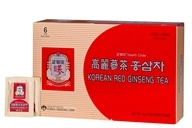 Korean Ginseng - Korean Red Ginseng Tea - 100 Pack(s)