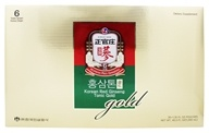 Korean Red Ginseng Tonic Gold - 30 Pouches