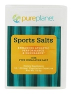 Pure Planet - Sports Salts 1000 mg. - 30 Vegetarian Capsules