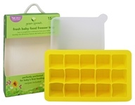 Green Sprouts - Fresh Baby Food Freezer Tray Yellow
