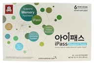 Korean Ginseng - iPass Student Tonic - 30 Pouches