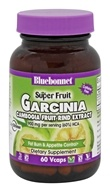 Bluebonnet Nutrition - Super Fruit Garcinia Cambogia Fruit Rind Extract - 60 Vegetarian Capsules