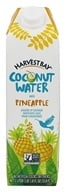 Harvest Bay - All-Natural Coconut Water RTD with Pineapple - 33.8 oz.