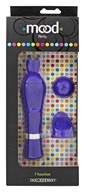 Doc Johnson - Mood Flirty 7 Function Massager Purple