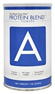 D'Adamo Personalized Nutrition - The Blood Type Diet Protein Blend Powder A ...