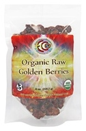 Earth Circle Organics - Organic Raw Golden Berries - 8 oz.