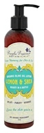 Purple Prairie Botanicals - Organic Olive Oil Lotion Lemon & Shea - 8 oz.