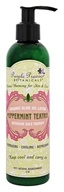 Purple Prairie Botanicals - Organic Olive Oil Lotion Peppermint Tea Tree - 8 oz.