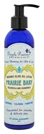 Purple Prairie Botanicals - Organic Olive Oil Lotion Prairie Baby - 8 oz.