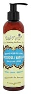 Purple Prairie Botanicals - Organic Olive Oil Lotion Patchouli Vanilla - 8 oz.