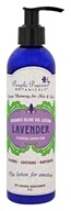 Purple Prairie Botanicals - Organic Olive Oil Lotion Lavender - 8 oz.