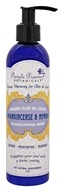 Purple Prairie Botanicals - Organic Olive Oil Lotion Frankincense and Myrrh - 8 oz.