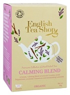 English Tea Shop - Organic Tea Calming Blend - 20 Sachet(s)