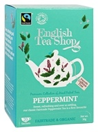 English Tea Shop - Organic Peppermint Tea - 20 Sachet(s)