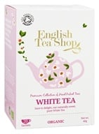 English Tea Shop - Organic White Tea - 20 Sachet(s)