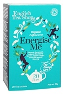 English Tea Shop - Organic Energise Me Tea - 20 Sachet(s)