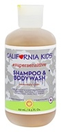 California Kids - Shampoo & Bodywash Supersensitive - 8.5 oz.