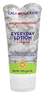 California Kids - Everyday Lotion Supersensitive - 6 oz.