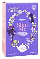 English Tea Shop - Organic Slim Me Tea - 20 Sachet(s)
