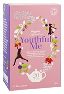 English Tea Shop - Organic Youthful Me Tea - 20 Sachet(s)
