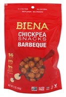 Biena - Gluten-Free Chickpea Snacks Barbeque - 2 oz.