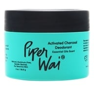 PiperWai - Natural Deodorant Cream - 2 oz.