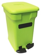CompoKeeper - Kitchen Compost Bin Green - 6 Gallons