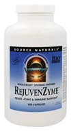 Source Naturals - Rejuvenzyme Heart, Joint & Immune Support - 500 Capsules