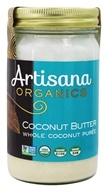 Artisana - Raw Organic Coconut Butter - 14 oz.