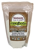 Namaste Foods - Organic Gluten-Free Brown Rice Flour - 24 oz.