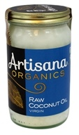 Artisana - Raw Organic Virgin Coconut Oil - 14 oz.