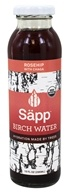 Sapp - Organic Birch Water Rosehip - 10.2 oz.