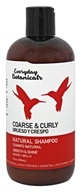 Everyday Botanicals - Natural Shampoo Coarse & Curly - 12 oz.