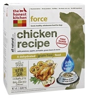 The Honest Kitchen - Force All Natural Grain Free Dog Food Chicken Recipe - 2 lbs.