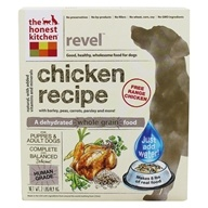 The Honest Kitchen - Revel All Natural Whole Grain Dog Food Chicken Recipe - 2 lbs.