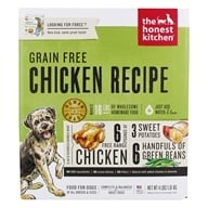 The Honest Kitchen - Force All Natural Grain Free Dog Food Chicken Recipe - 4 lbs.