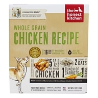 The Honest Kitchen - Revel All Natural Whole Grain Dog Food Chicken Recipe - 4 lbs.