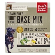 The Honest Kitchen - Preference All Natural Base Mix For Dog Food - 3 lbs.