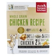 The Honest Kitchen - Revel All Natural Whole Grain Dog Food Chicken Recipe - 10 lbs.