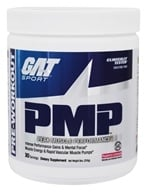GAT - PMP Peak Muscle Performance Pre-Workout Raspberry Lemonade - 9 oz.