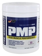 GAT - PMP Peak Muscle Performance Pre-Workout Berry Blast - 9 oz.