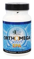 Ortho Molecular Products - Orthomega Select EPA - 60 Softgels
