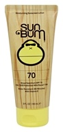Sun Bum - Moisturizing Sunscreen Lotion 70 SPF - 3 oz.