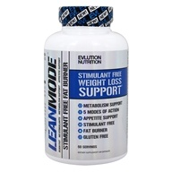LeanMode Stimulant Free Weight Loss Support - 150 Capsules by Evlution Nutrition