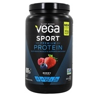 Vega - Vega Sport Plant Based Performance Protein Berry - 28.3 oz.