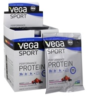 Vega - Vega Sport Plant Based Performance Protein Berry - 12 Pack(s)